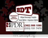 #Eğitim: BDT (Kapalı)