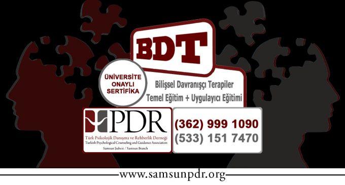 #Eğitim: BDT