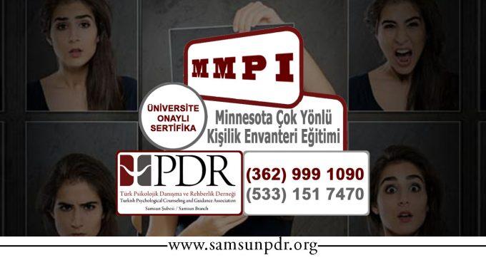 #Eğitim: MMPI (Kapalı)