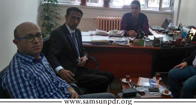 Türk PDR-Der Samsun Yönetimi Olarak Amasya Ziyaretimiz