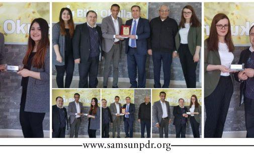 Samsun Bilgi Okulları PDR Hizmetleri Yetkinlik Sertifikasını Aldı