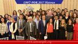 OMÜ PDR 2017 Mezuniyet Yemeği