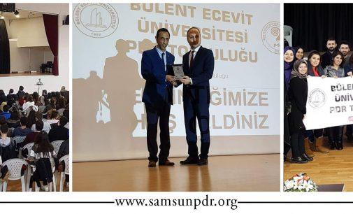 SamsunPDR, Bülent Ecevit Üniversitesi'nde