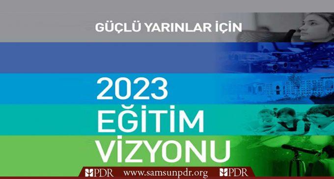 2023 Eğitim Vizyonu Rehberlik Hizmetleri Değerlendirme Raporu