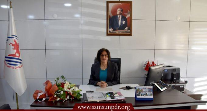 #Tebrik: Prof. Dr. Seher Balcı Çelik