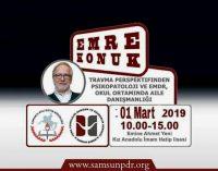 Türk PDR-Der Samsun Şubesi EMDR Eğitimine Çiğdem Karaaslan Konuk Oldu