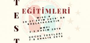 TÜRK PDR DERNEĞİ SAMSUN ŞUBESİ TEST EĞİTİMLERİ