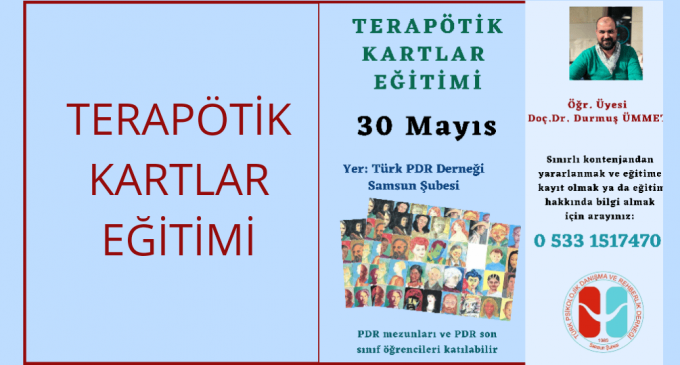 TERAPÖTİK KARTLAR (PERSONİTA) EĞİTİMİ