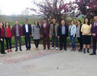 19 mayıs İlçesi Rehberlik personeli ile buluştuk