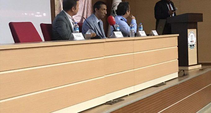 Şanlıurfa'da Çocuk İhmal ve İstismarı ile Çocuk Hakları Konferansı Gerçekleştirildi