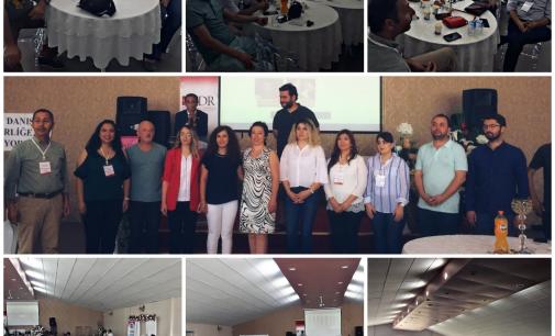 Türk PDR Der Samsun Şubesi 7. Olağan Genel Kurulu Yapıldı